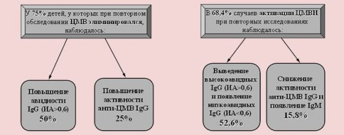 Авидность антител к цитомегаловирусу