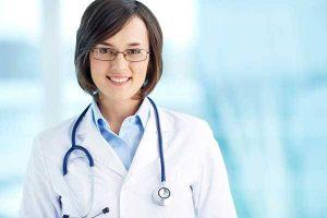 Консультация врача перед лечением