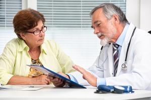 Определение схемы лечения