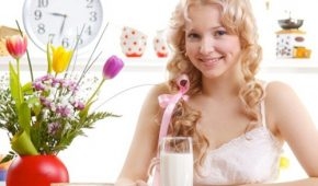 Польза кефира при молочнице