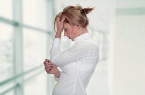 Стрессы как причина герпеса