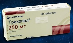 Трихопол при молочнице особенности лечения препаратом