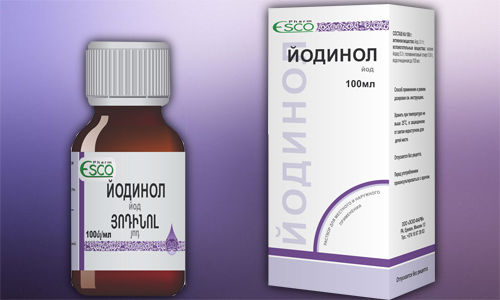 Использование Йодинола для лечения молочницы
