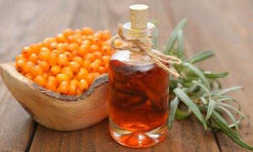 Польза облепихового масла при молочнице