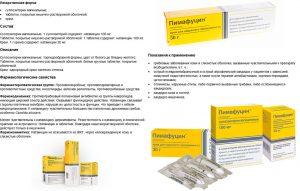 Свойства препарата Пимафуцин