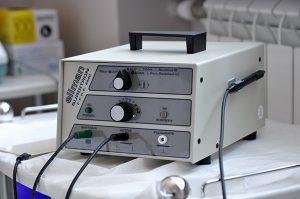 Аппарат для радиоволнового удаления