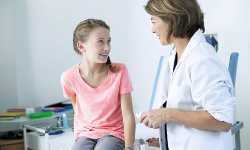 Диагностика молочницы у девочек