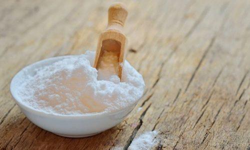 Лечение молочницы пищевой содой