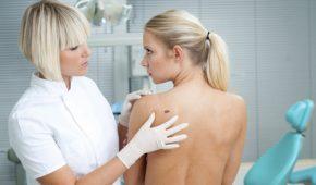 Лечение папилломы на спине