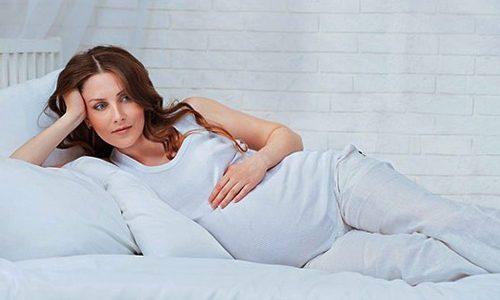 Молочница у будущих мам
