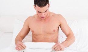 Половой герпес у мужчин