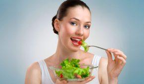 Правильное питание при молочнице