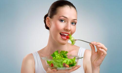 Диета при молочнице у женщин и список разрешенных продуктов