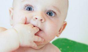 Проблема молочницы у малышей