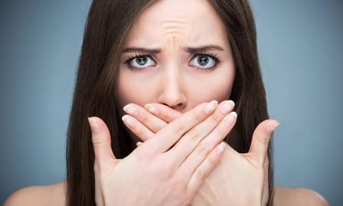 Проблема молочницы во рту