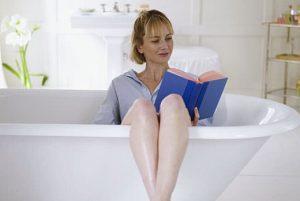 Сидячие содовые ванночки