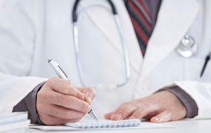 Составление схемы лечения