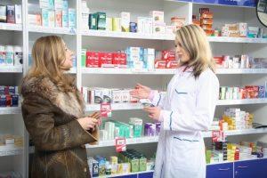 Заказ препарата в аптеке