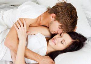 Заражение через половой контакт