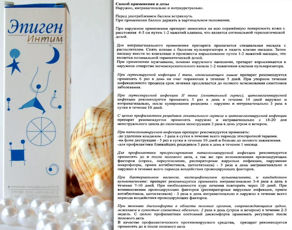 Эпиген при впч помогает - Jks-k.ru