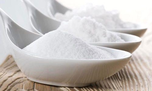 Пищевая сода против папиллом