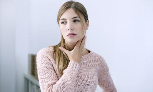 Проблема папилломы в горле