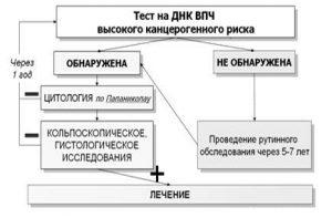 Тест на ДНК ВПЧ