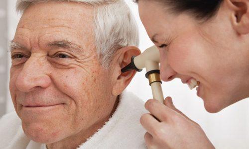 Диагностика папилломы в ухе