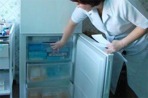 Хранение препарата в прохладном темном месте