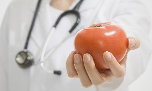 Здоровое питание при ВПЧ