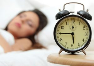 Нормализация режима дня и отдыха