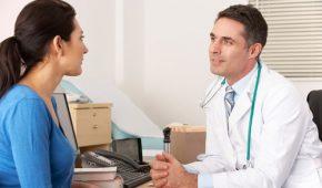 Обращение с герпесом к врачу