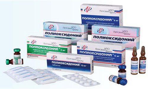 Полиоксидоний в лечении герпеса