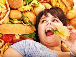 Дисбаланс в питании