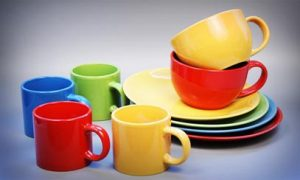Общая посуда