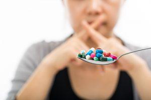 Отказ от приема антибиотиков