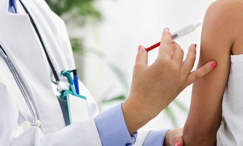 Проведение вакцинации