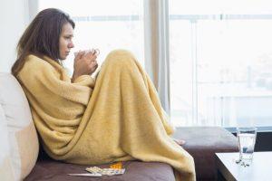 Слабость и лихорадка