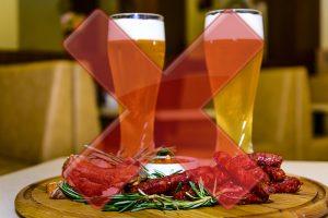 Алкоголь и острая пища