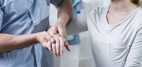 Диагностика сифилиса рук