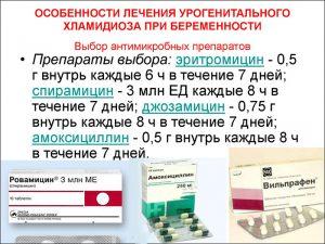 Дозировка препаратов при беременности