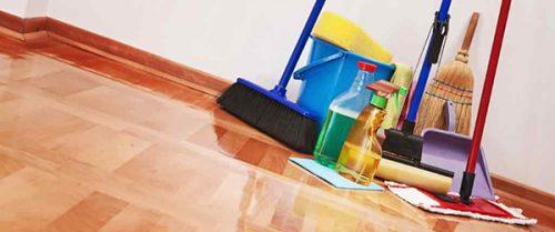 Регулярная уборка помещения