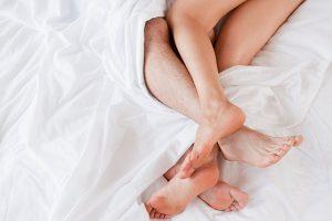 Заражение при половом акте