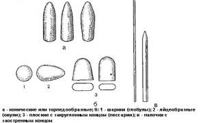 Форма суппозиториев