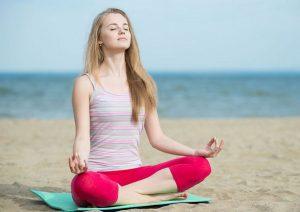 Йогатерапия при миоме матки