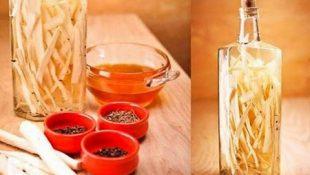 Настойка хрена с медом