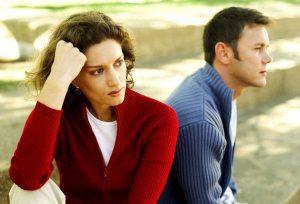 Неудачные отношения с мужчиной