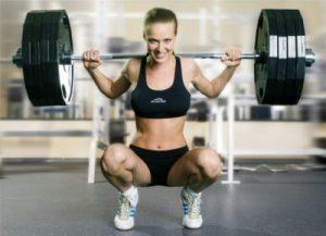 Силовые виды спорта