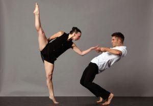 Танцы с резкими движениями