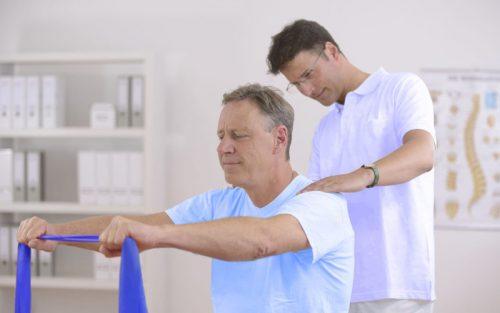 Занятия физкультурой